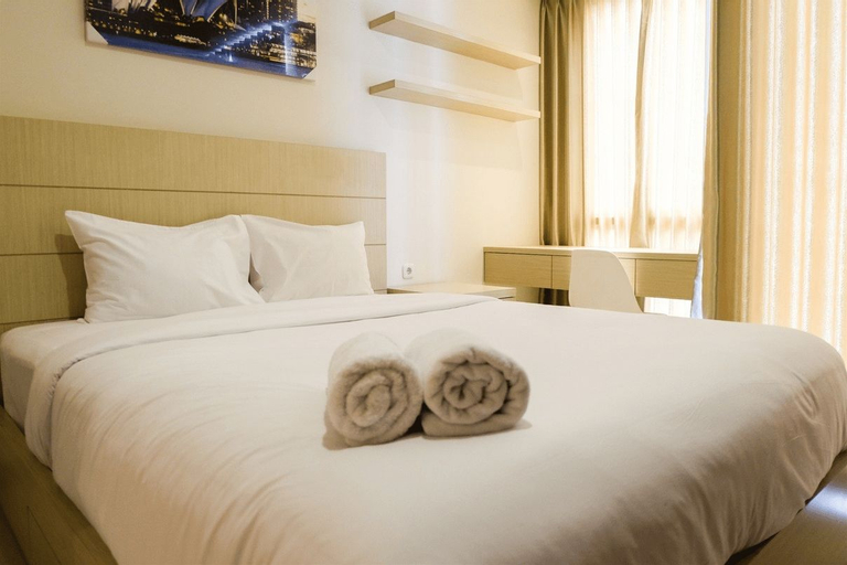 Prime Location Studio Apartment at Elpis Residence near Ancol By Travelio, Central Jakarta