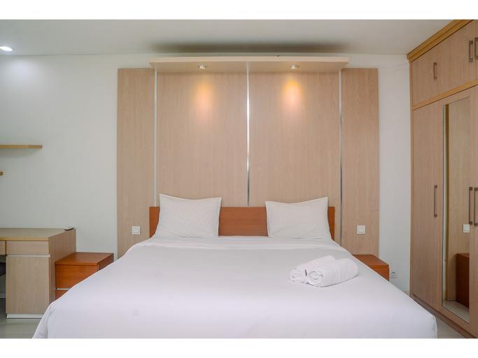 Comfortable Studio Apartment at Tamansari Semanggi By Travelio, Jakarta Selatan