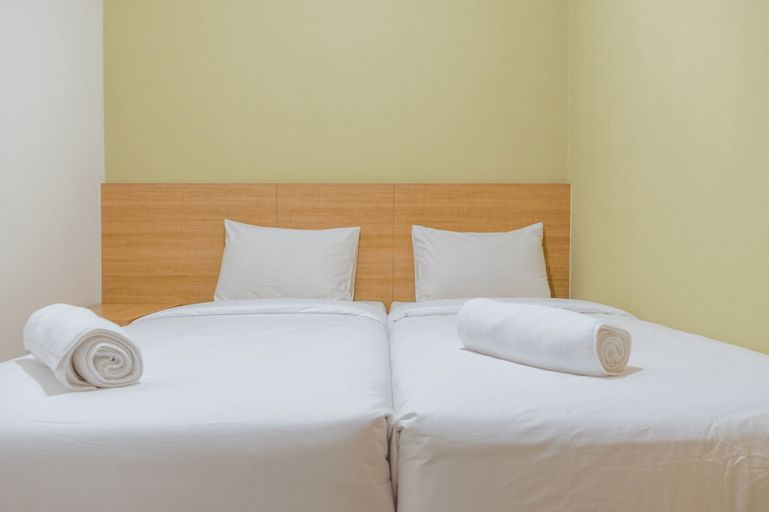 Comfy 2BR with Sofa Bed at Parahyangan Residence By Travelio, Bandung