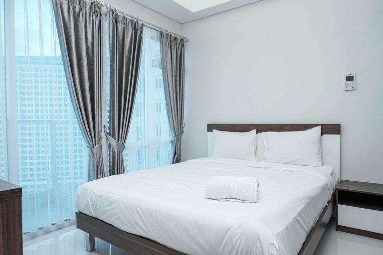 Fabulous 3BR Puri Mansion Apartment By Travelio, Jakarta Barat