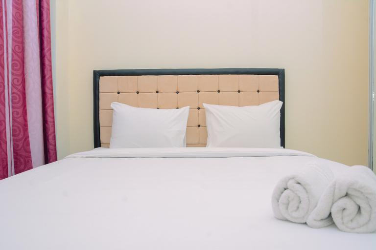 Minimalist and Fully Furnished Studio Tifolia Apartment By Travelio, East Jakarta