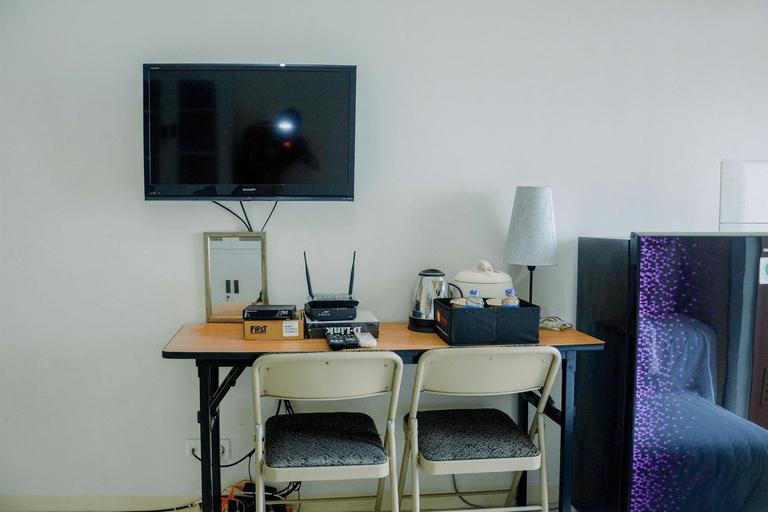 Cozy Studio Apartment at Margonda Residence 4 By Travelio, Depok