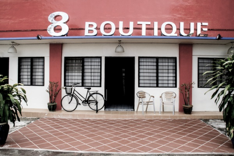8 Boutique Hotel by the Beach, Pulau Penang