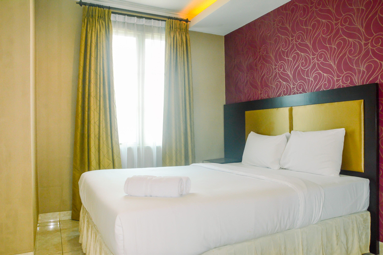 3BR Penthouse at MOI Kelapa Gading Square Apartment By Travelio, North Jakarta