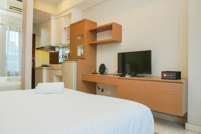 Relax Studio Apartment at Capitol Park Residence By Travelio, Central Jakarta