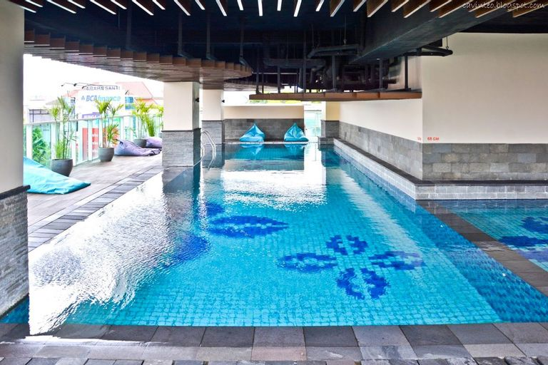 Prime & Comfy Studio @ Tamansari La Grande Apartment By Travelio, Bandung
