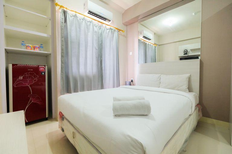 Studio Green Pramuka City a Serene Apartment Living By Travelio, Central Jakarta