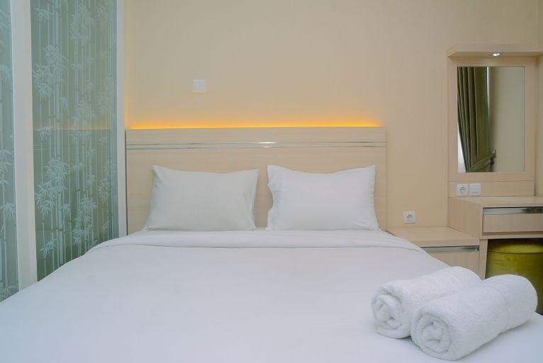 Fabulous 1BR Apartment at Atlanta Residences By Travelio, Depok
