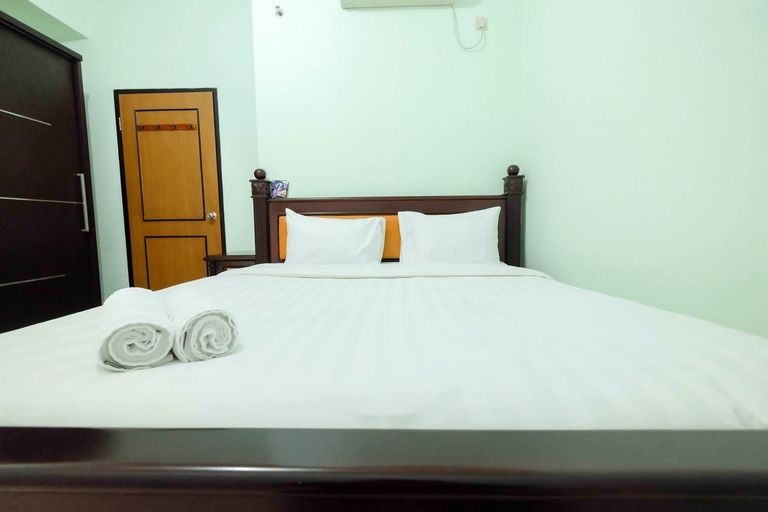 Comfy 2BR Apartment Salemba Residence By Travelio, Jakarta Pusat