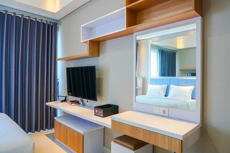 Exclusive Studio Puri Mansion Apartment By Travelio, West Jakarta