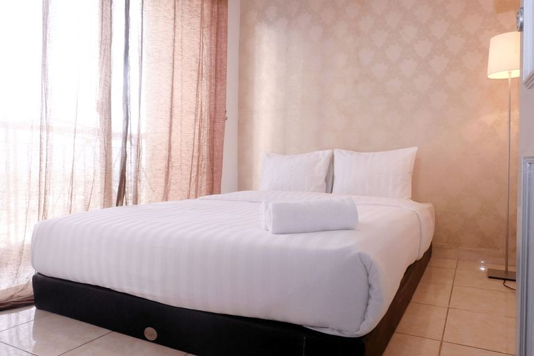 2 BR Penthouse Level Apartment At Mall Of Indonesia (MOI) Gading By Travelio, North Jakarta