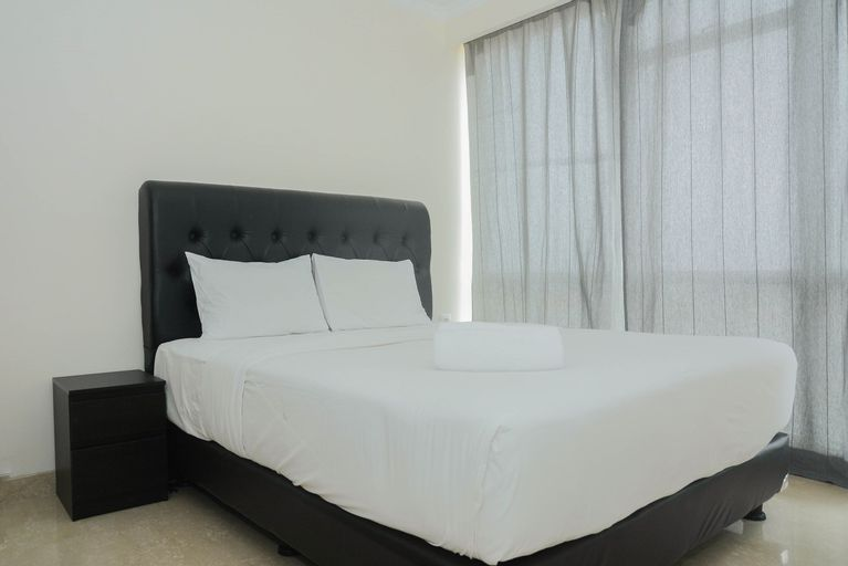Modern and Functional 2BR Menteng Park Apartment By Travelio, Central Jakarta