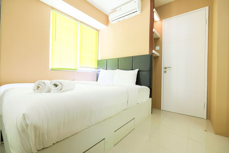 Luxurious 2BR Bassura City Apartment with Mall Access By Travelio, East Jakarta