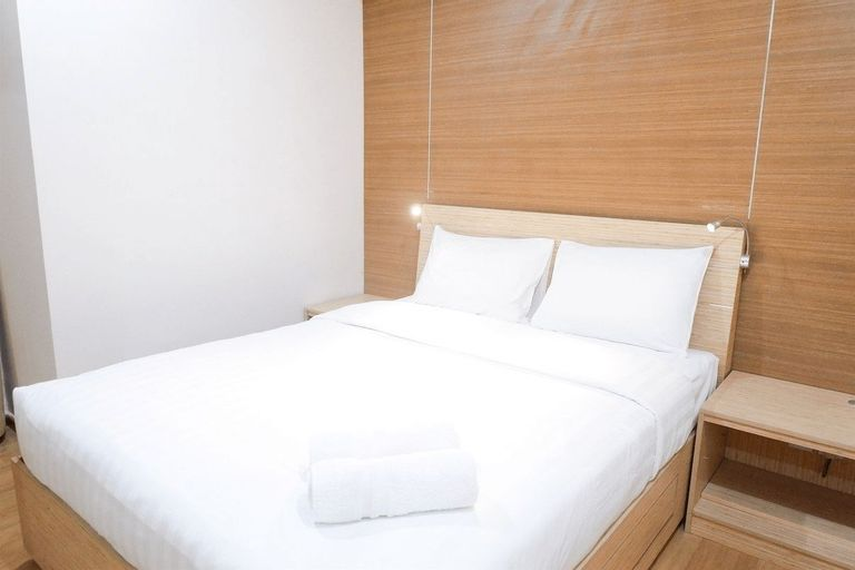 1BR Casa Grande Apartment with Sofabed Connected to Kota Kasablanka By Travelio, Jakarta Selatan