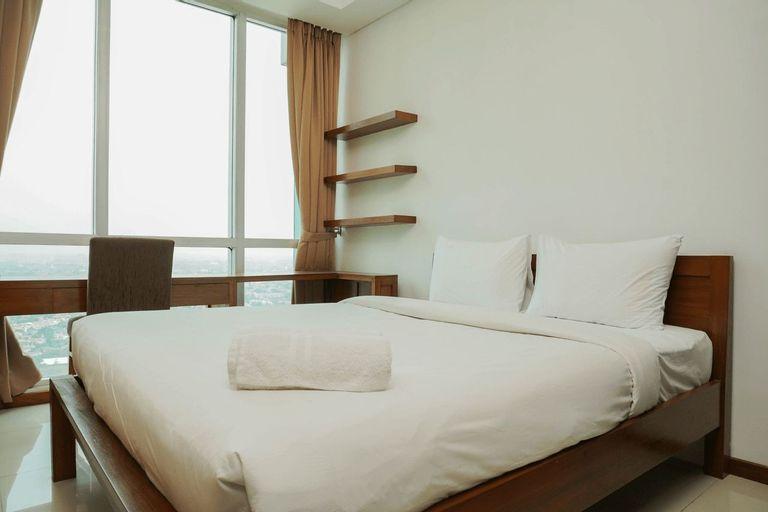 Suite 3BR Kemang Village Apartment By Travelio, Jakarta Selatan
