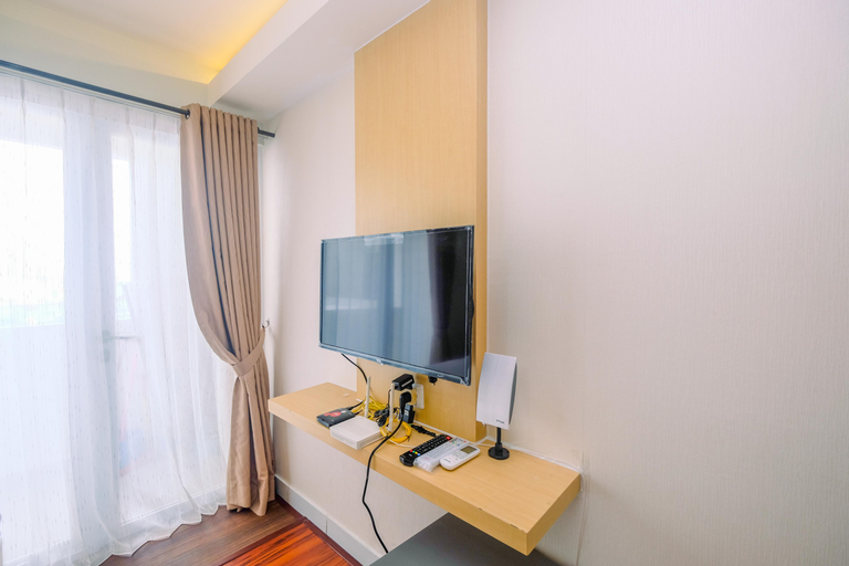 Relaxing and Stylish Studio at Amethyst Tower Apartment By Travelio, Jakarta Pusat