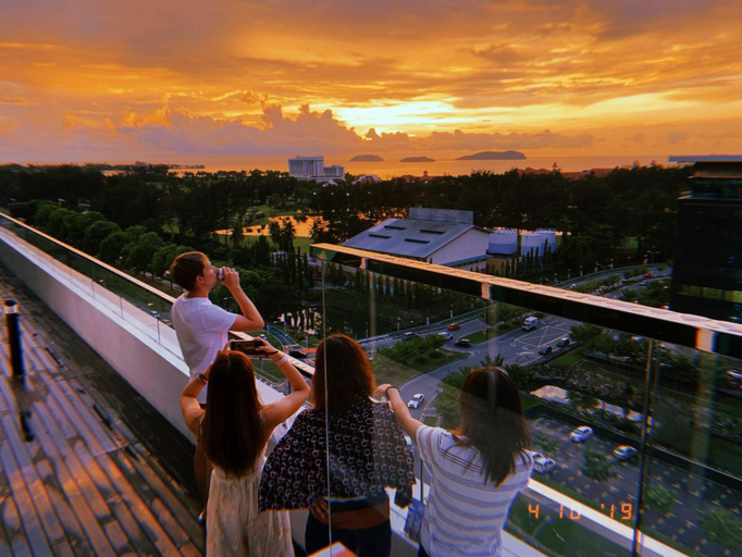 Sutera Avenue Deluxe Suite By Cozy Cottage x Merveille @Kota Kinabalu, Sabah, Kota Kinabalu