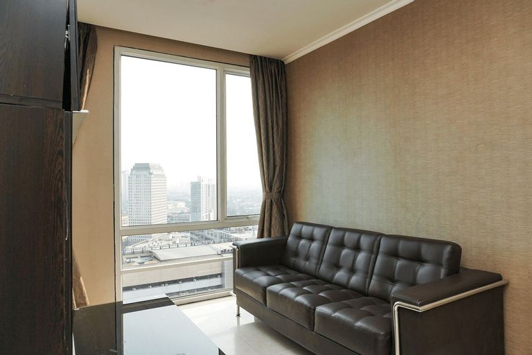 Strategic and Best 3BR Apartment at FX Residence By Travelio, Jakarta Pusat