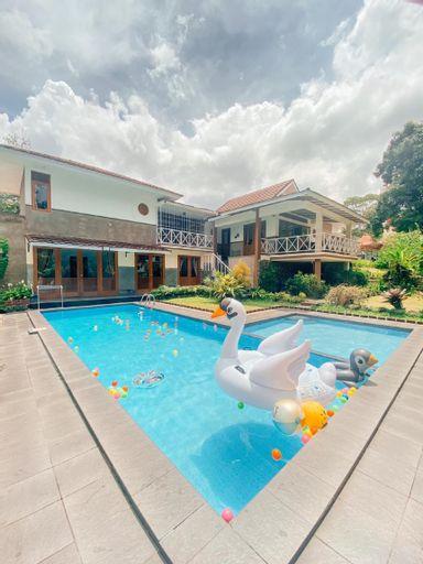 Villa Omah Ratna, Bogor