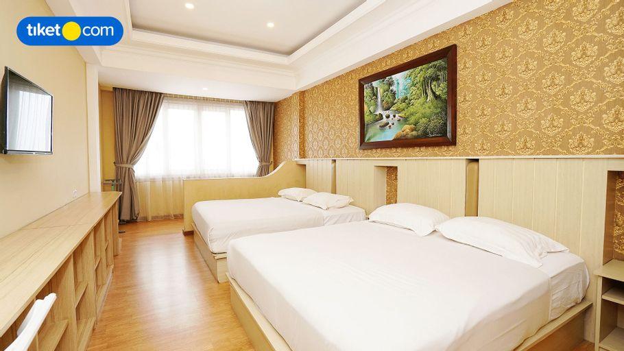 Jimmers Mountain Resort, Bogor