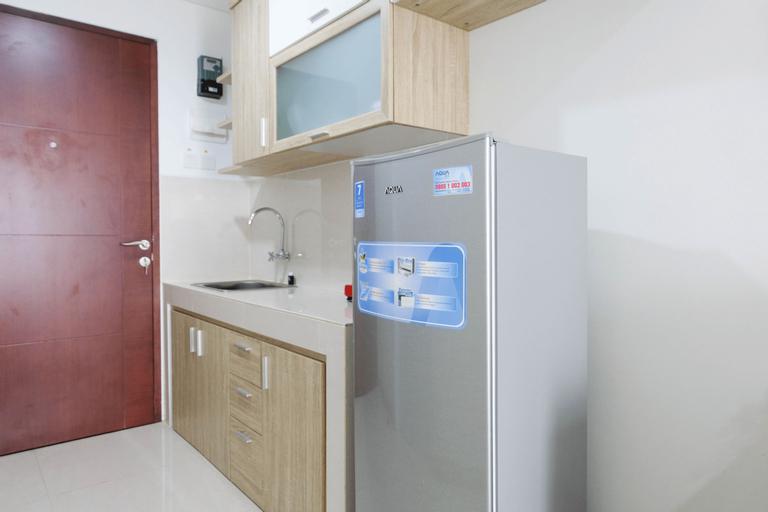 Cozy Studio Apartment @ Springwood Residence By Travelio, Tangerang