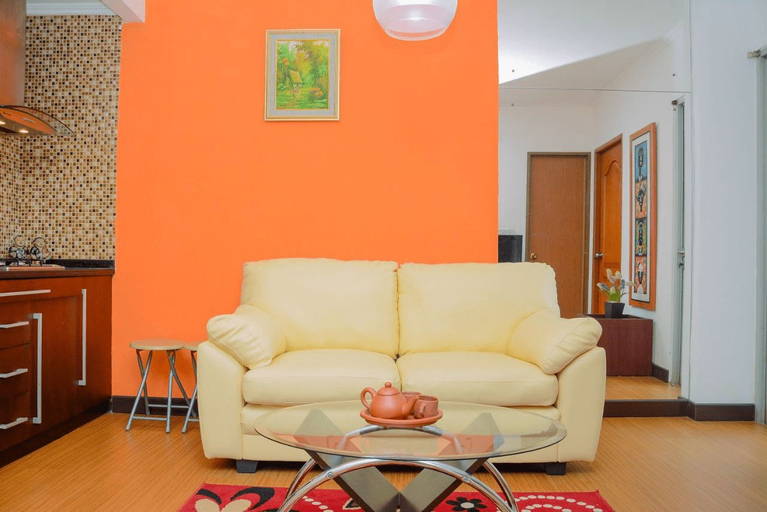 Comfortable 2BR Apartment at Mediterania Palace Residence By Travelio, Jakarta Pusat