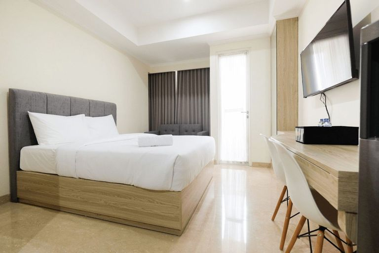 Simply Studio at Menteng Park Apartment By Travelio, Central Jakarta