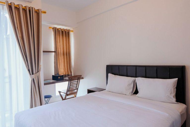 Functional Studio Apartment at Akasa Pure Living BSD By Travelio, Tangerang Selatan