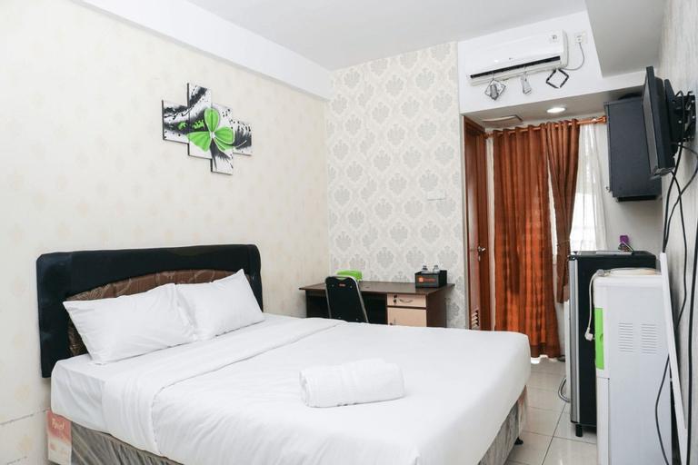 Elegant Design Studio Apartment at Margonda Residence 4 By Travelio, Depok