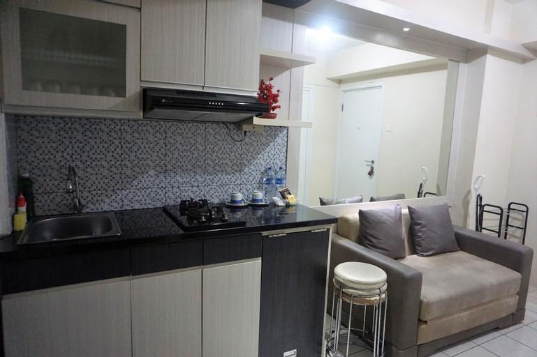 Apartemen Green Pramuka City by Nginap, Central Jakarta