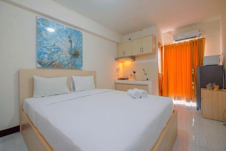 Cozy and Compact Cinere Resort Studio Apartment By Travelio, Depok