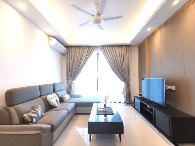 R & F Princess Cove @ JB City Homestay, Johor Bahru
