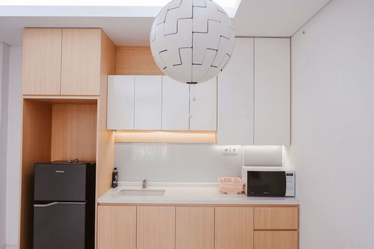 Spacious 2BR Apartment at One Park Residence Gandaria By Travelio, South Jakarta