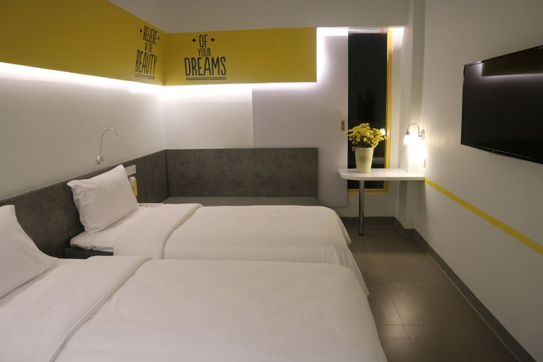 Yello Hotel Manggarai, South Jakarta