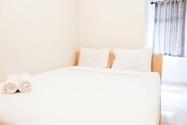 Simply Minimalist 2BR The Springlake Apartment By Travelio, Bekasi