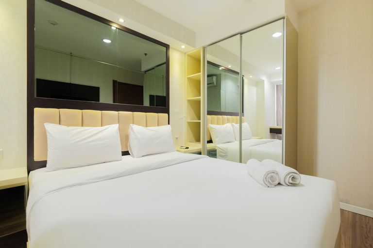 Luxurious and Comfy 2BR Cinere Bellevue Suites Apartment By Travelio, Depok