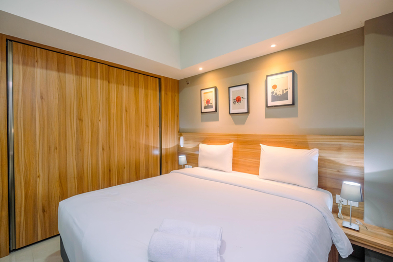 Cozy and Spacious Studio Apartment at Mustika Golf Residence By Travelio, Cikarang