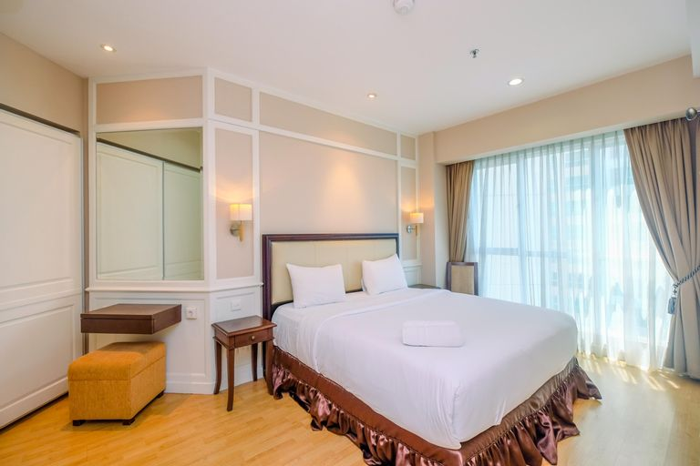 Exclusive and Modern 3BR Gandaria Heights Apartment By Travelio, Jakarta Selatan