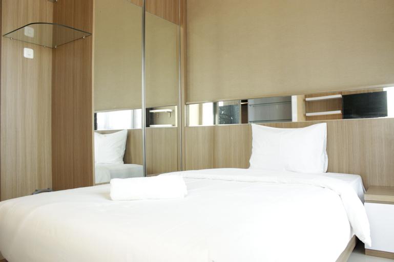 Pleasurable Studio at Taman Melati Jatinganor Apartment By Travelio, Sumedang