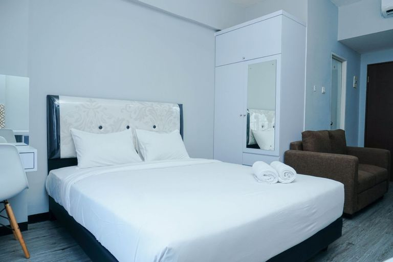 Cozy Studio Apartment at Puri Park View By Travelio, West Jakarta