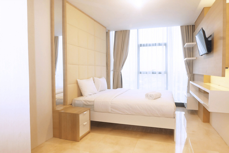 2BR Pancoran BEST L'Avenue Apartment By Travelio, South Jakarta