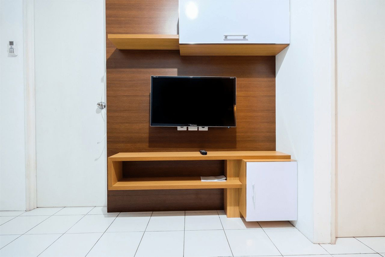 Simply and Homey 2BR Apartment at Kalibata City By Travelio, South Jakarta