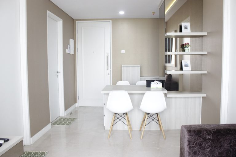 Magnificent 2BR Apartment Landmark Residence near Paskal 23 By Travelio, Bandung