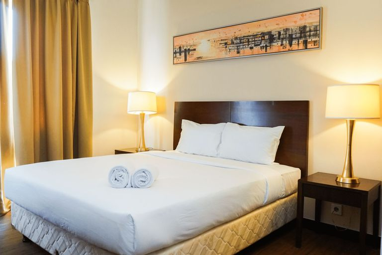Ancol Marina 2BR Tower A By Travelio, North Jakarta