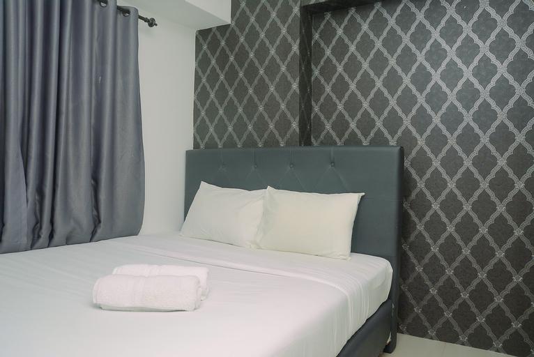 Bassura City 2BR Apartment with Minimalist Design near Shopping Mall By Travelio, East Jakarta