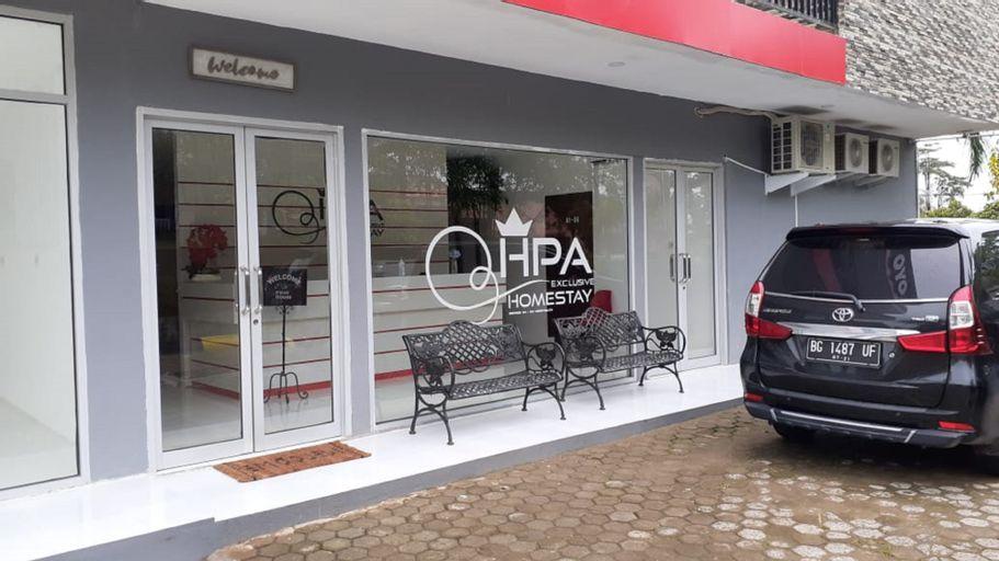 HPA Homestay Syariah, Palembang