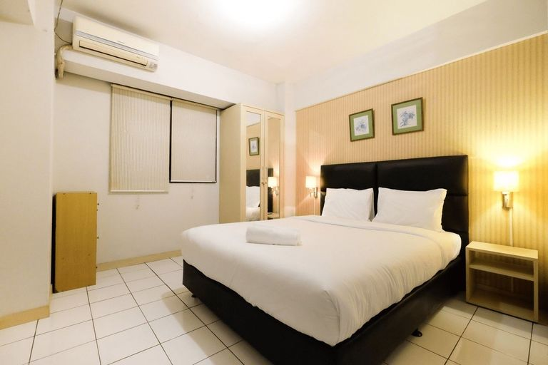 Homey and Simply 2BR Kebagusan City Apartment By Travelio, Jakarta Selatan