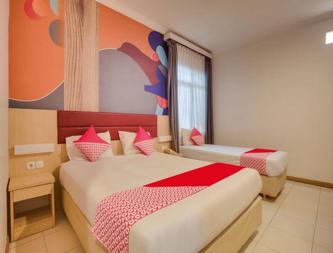 Capital O 3270 Hotel Arimbi Baru Dewi Sartika, Bandung