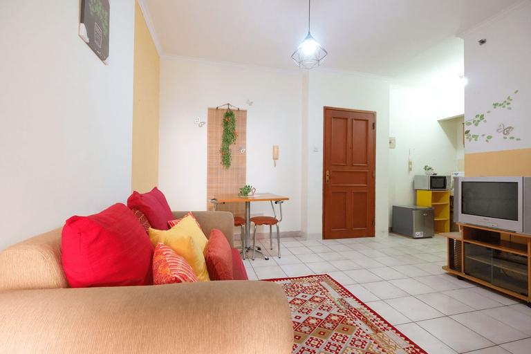 2BR Apartment @ Gading Mediterania Residence near Mall of Indonesia Kelapa Gading By Travelio, North Jakarta