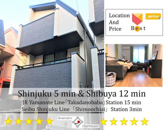 Omotenashi House, Shinjuku